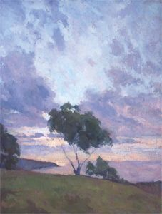 Amy Sidrane Gallery - Early Spring Morning, Portuguese Bend