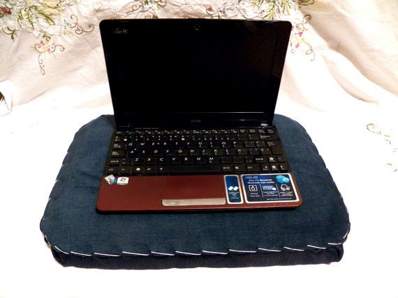 Cushion Laptop Desk Laptop Holder Portable Desk por Personalizedbox