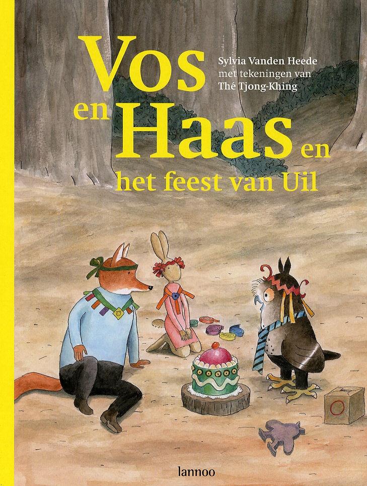 Vos & haas / en het feest van uil
