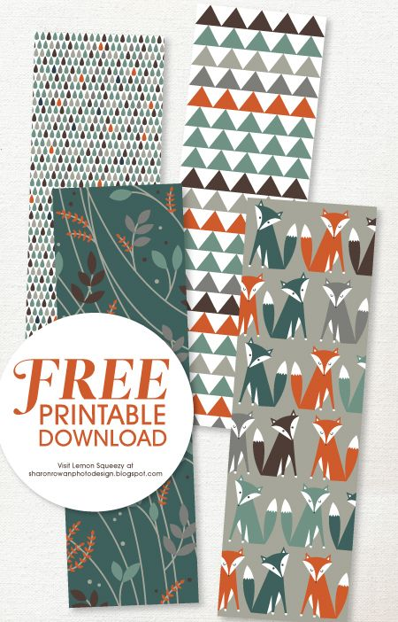printable fox bookmarks best 25 free printable bookmarks ideas on 2765