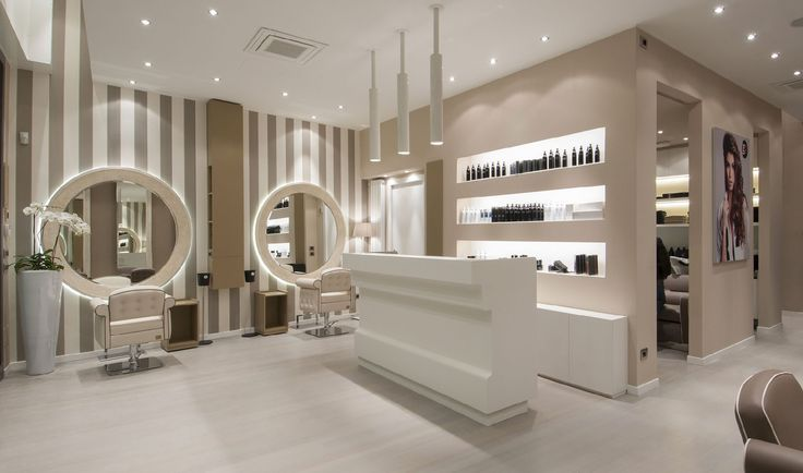 Nelson Mobilier - Hair salon furniture Made in France - Hair salon ...