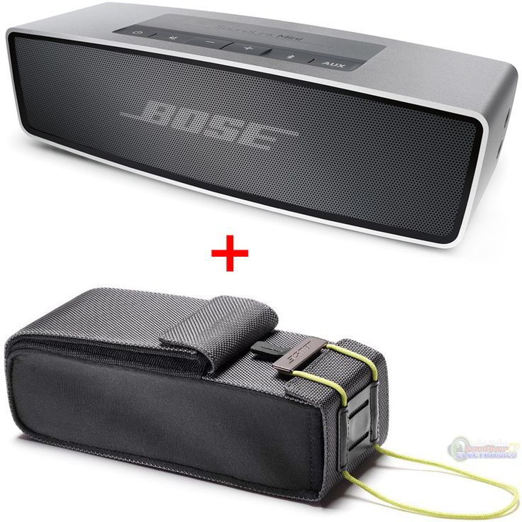 bose grey speakers. bose soundlink mini bluetooth wireless speaker and travel bag #bose #soundlink #mini # grey speakers