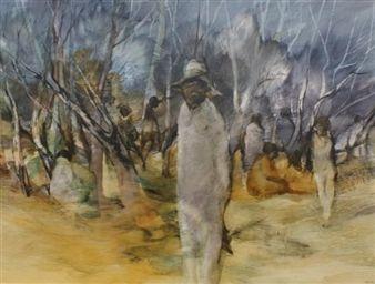 Artworks of Jacqueline Hick (Australian, 1919 - 2004)