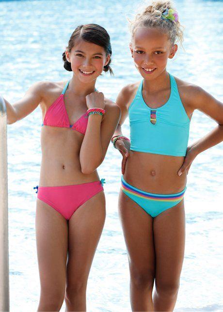 Bikini + Tankini Mädchen (4-tlg. Set) | Tankini, Bikinis and Aqua: https://www.pinterest.com/pin/300544975108894409