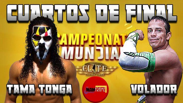 VOLADOR VS TAMA TONGA CUARTOS DE FINAL CAMPEONATO MUNDIAL ELITE 2016