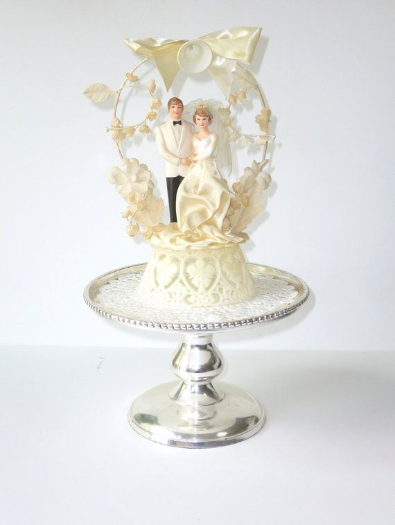 Wedding Cake Toppers Vintage