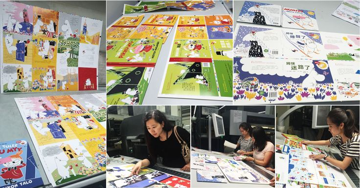 Moomin.com - New Moomin books are coming to China!