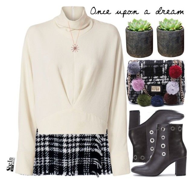 """Once upon a dream!"" by m-zineta ❤ liked on Polyvore featuring Dolce&Gabbana, IRO and Shop Succulents"