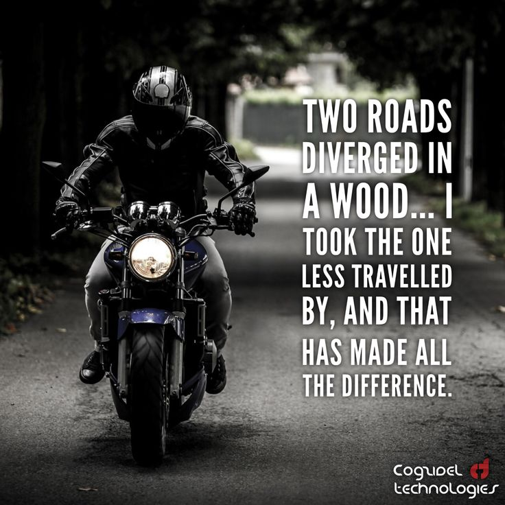 """Two roads diverged in a wood… I took the one less travelled by, and that has made all the difference.""   - Robert Frost  #quotes #quoteoftheday #qotd #lifequotes #motivationalquotes #inspirationalquotes #instaquote #RobertFrost #Cogzidel #risk #road #photooftheday #instadaily #picoftheday #instacool #startuplife #entrepreneurs"