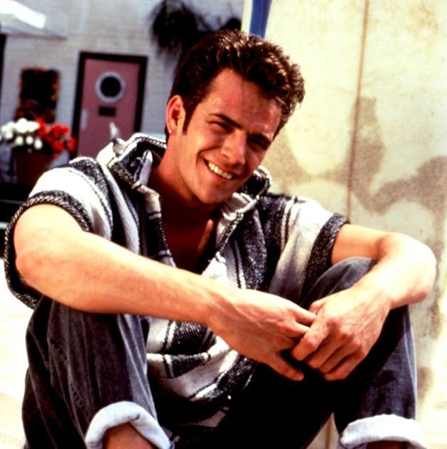 Dylan McKay-Luke Perry