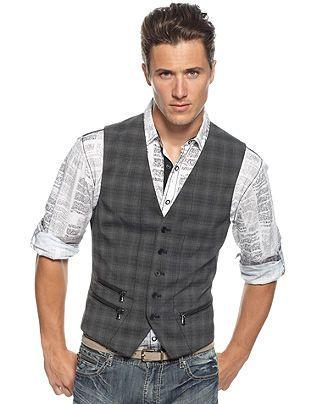 26 best Cool Vest images on Pinterest | Business casual, Black tie ...