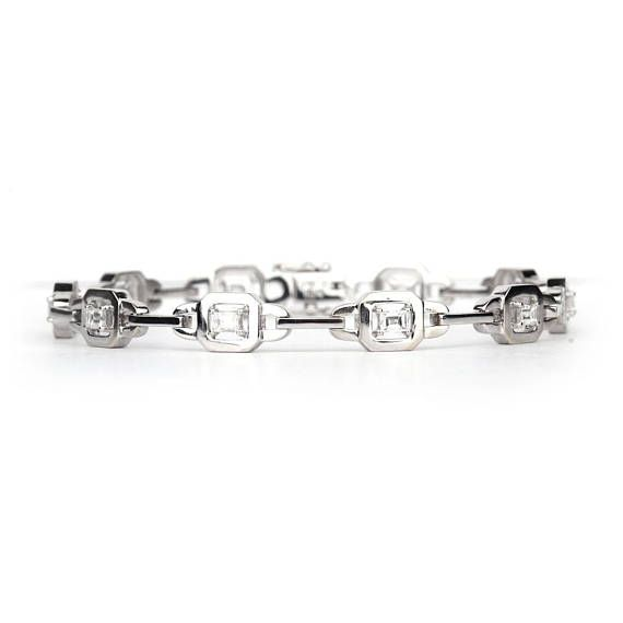 The 25 best Black diamond bracelet ideas on Pinterest