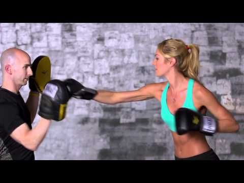 Candice Swanepoel's Workout