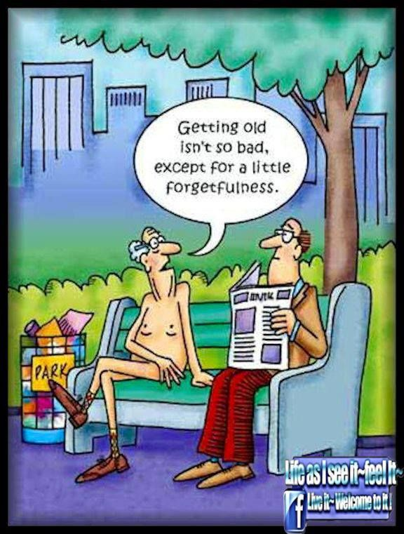 Senior Humor | Baby Boomer & Senior Citizen Humor Latest Posts // Page 3