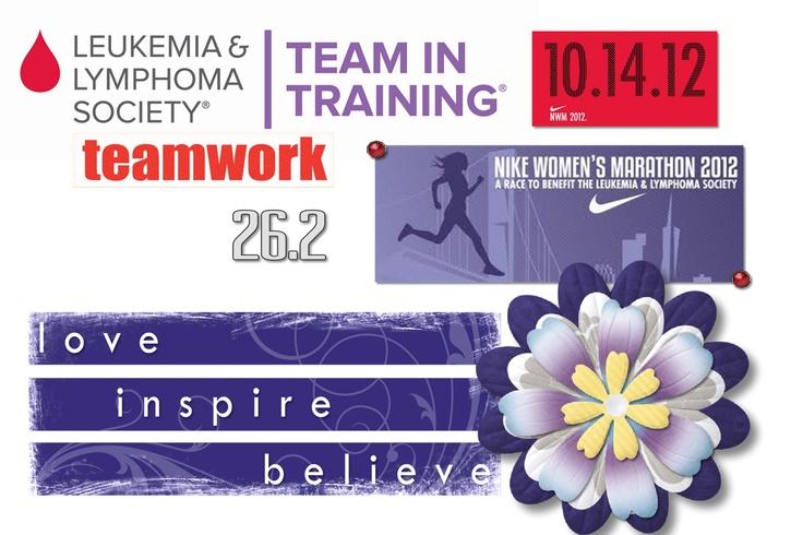 Team in Training - Nike Women's Marathon - San Francisco