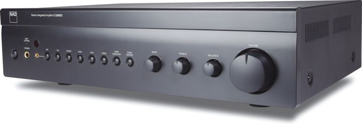 The C 326BEE integrated amp packs a lot more sonic punch than you might expect from its modest price and 50-watt-per-channel power rating. That's because NAD puts the focus on careful design and