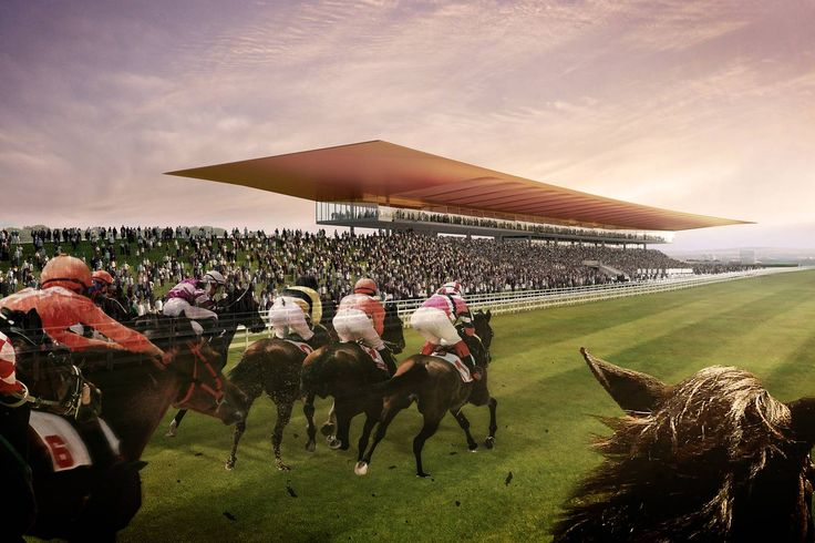 The Curragh Racecourse < Projects | Grimshaw Architects