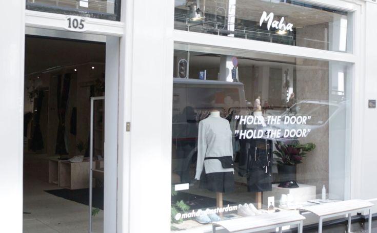 """Maha is een streetwear store in Amsterdam. Speciaal voor vrouwen. Met sneakers en truien met een boxy feeling. Maha werkt met Lightspeed Omnichannel.  """"Omnichannel betekent voor mij voornamelijk meer klanten te kunnen bereiken op een goed manier.""""  LightspeedHQ.nl/klanten/maha"""