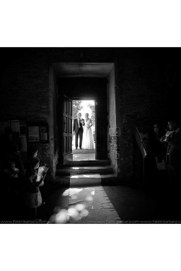 L'ingresso della sposa Alessandra [Dove Vuoi Catering - Villa Rota]