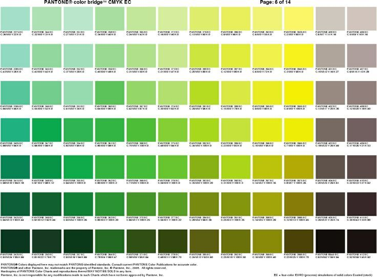 13 best images about pantone on pinterest green banana - Gama de color verde ...