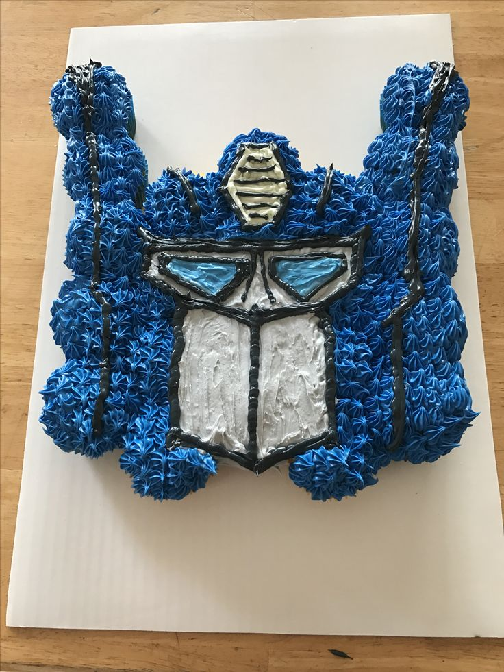 Best 25 Transformers Cupcakes Ideas On Pinterest