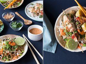 Een heerlijk Oosters en vegan (!) nasi recept met gegrilde tofu. Makkelijk te maken, ook voor een groter gezelschap. Een lekker en betaalbaar basisrecept.