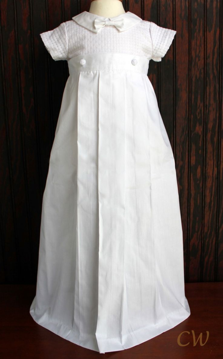 20 Best Baptism Gowns Images On Pinterest Baptism Gown