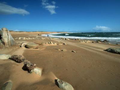 Erdeven plage guide touristique bretagne Morbihan