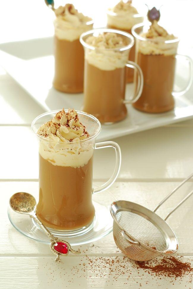 Chocolat chaud au cafe
