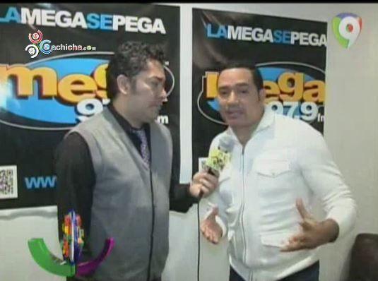 """Las Palabras De Frank Reyes Para Héctor Acosta """"El Torito"""" @ElTorito48 #Video"""