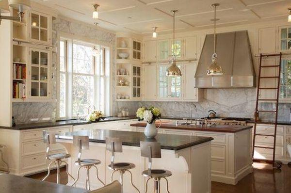Mobilier Salon Moderne Design : îlot central cuisine ikea et autres l'espace de cuisson  cuisine