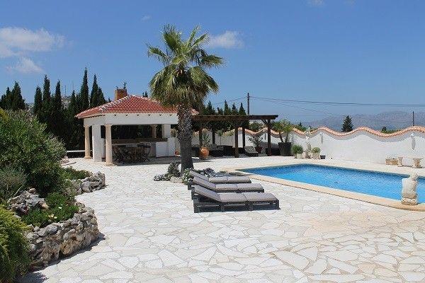 Pedreguer villa rental - 950,-