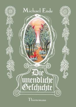 """Bastian Balthasar Bux entdeckt in einer Buchhandlung ein geheimnisvolles Buch, """"Die unendliche Geschichte"""". Es handelt von """"Phantásien"""", dem Reich der Phantasie. Die Kindliche Kaiserin, Herrscherin dieses Reichs, ist schwer erkrankt. Sie droht ..."""