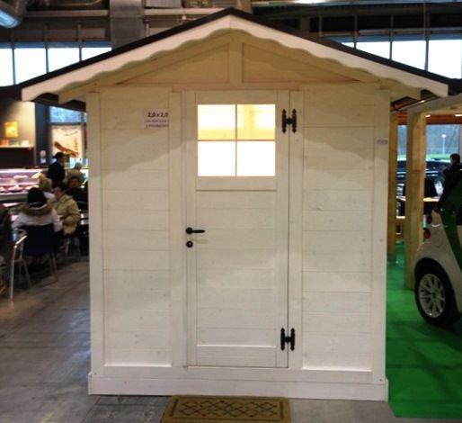 Oltre 25 fantastiche idee su casette da giardino su - Prefabbricati da giardino ...