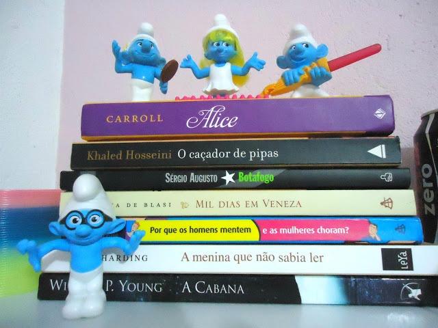 Coisas da Thy: BC KCL: Livros, aonde você guarda os seus?  #kcl, #blogagem, #livros