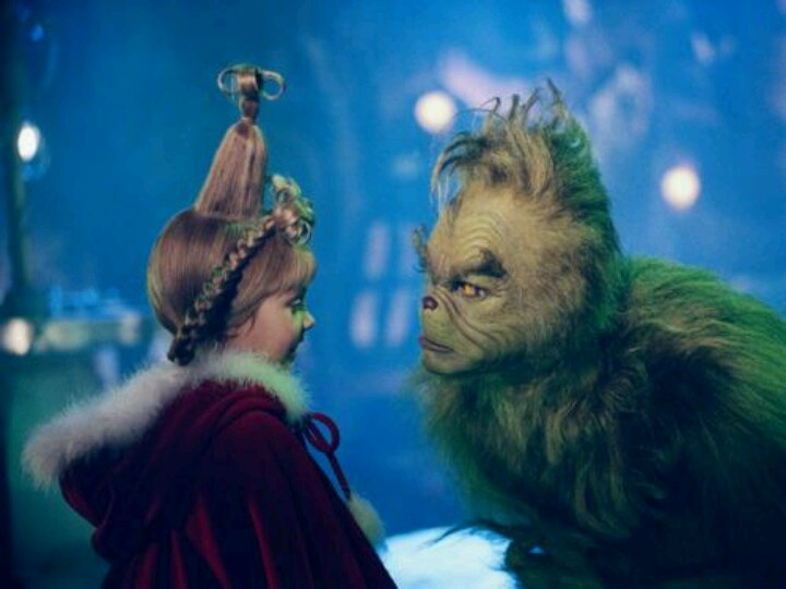 The Grinch Who Stole Christmas | wewillrockyou | Pinterest