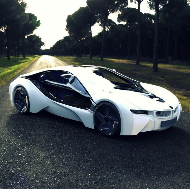 2014 Car Tech That Will Blow Your Mind! #4 is crazy! Click to find out more. #BMWi8
