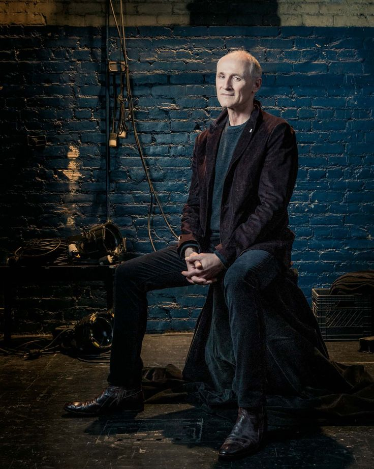 #Canadian stage and screen great #ColmFeore honours the late #novelist Richard B. Wright, the #teacher who breathed life into his dreams of pursuing a career in the #arts. #actor #television #TV #HouseOfCards