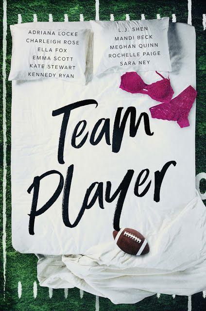 Blog Tour   Review: Team Player
