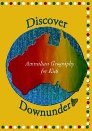one of the very great big things about Australia is how diverse the geography is. Discover Downunder. Australian Geography for Kids by Homeschooling Downunder