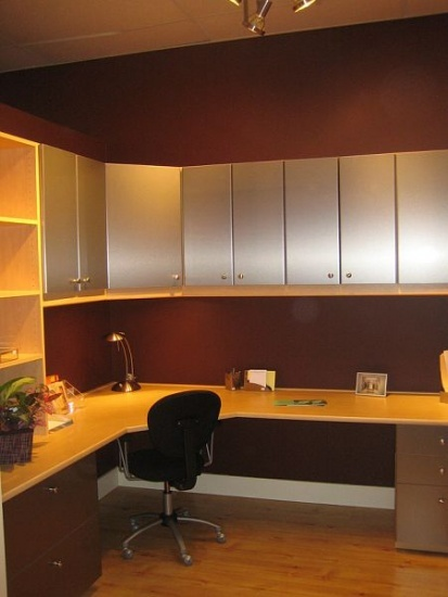 Home office design ideas california closets home office ideas pinterest california - Home office closet ideas ...