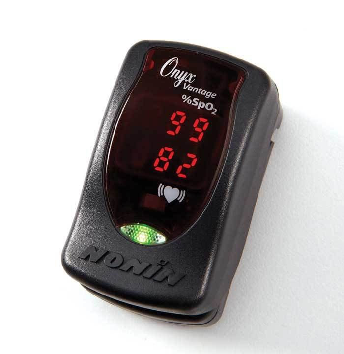 Nonin 9590 Onyx Vantage Finger Oximeter with Soft Carry case