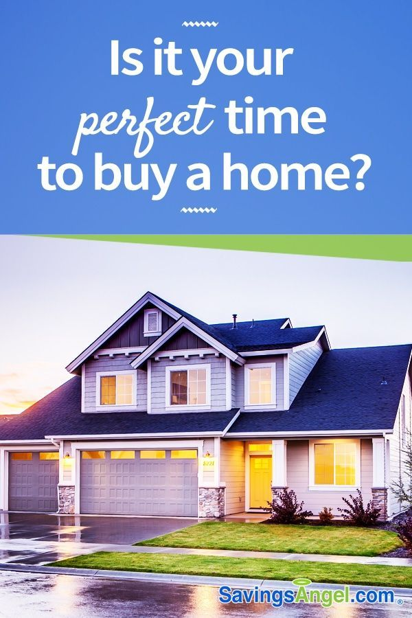 Is Now Your Perfect Time To Buy A New Home Home Buying Buying A New Home Buying Your First Home
