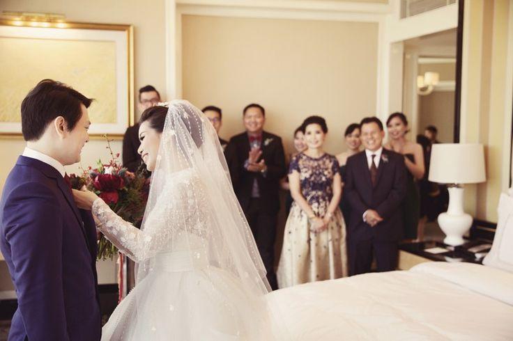 Pernikahan Teresa dan Niki di Bandung