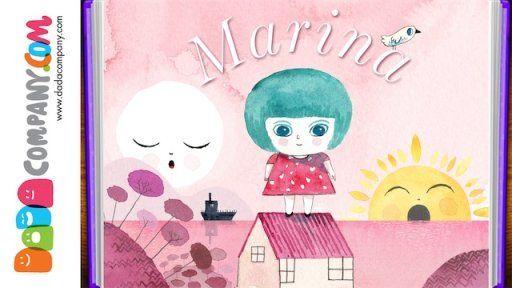 """""""Marina y la luz"""", la música es la palabra"""