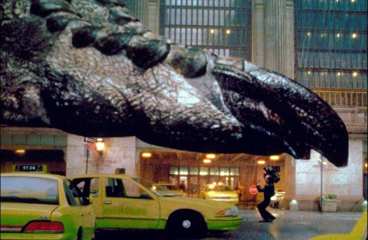 """Godzilla"" (1998) - takes a step ..."