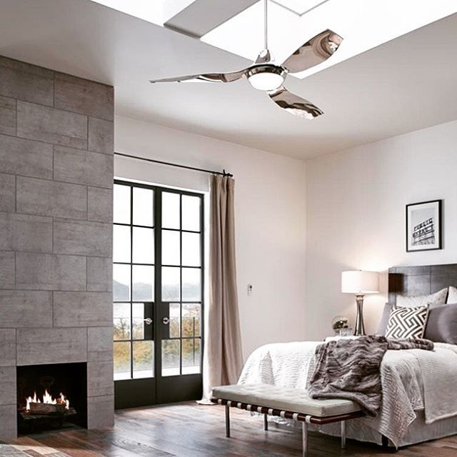 Ceiling Fans Are Not Just For Cooling With A Simple Reversal Of Direction Fans Can Send Warm Air Downward For A Toasty Effect F House Paint Interior