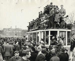 Arbejdskampen i 1956 | Modkraft