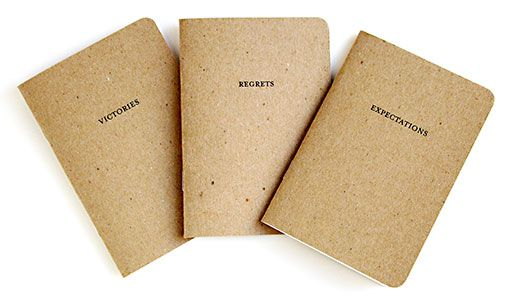 Tally notebooks for obsessive list makers