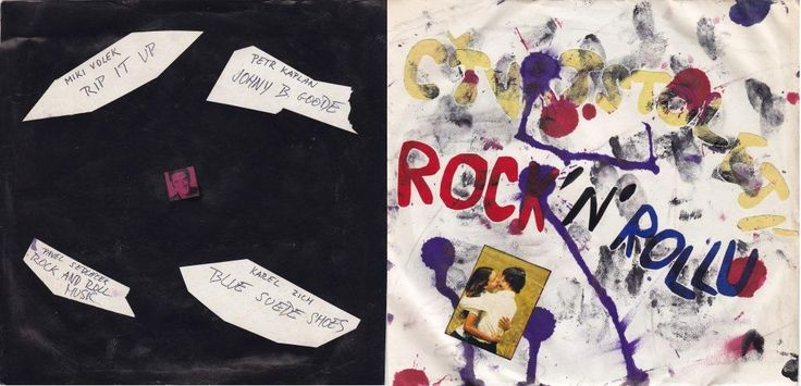 EP Čtvrtstoletí rock'n'rollu